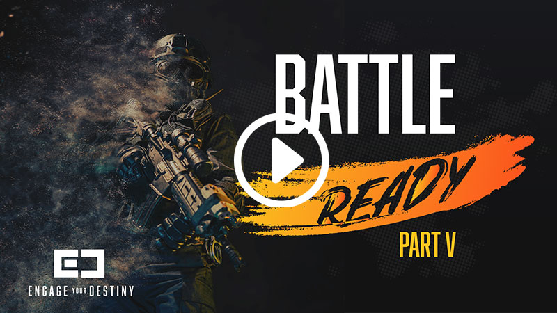 Battle Ready: Part 5 – Shoes of the Gospel of Peace